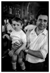 Father and Child by Roy DiTosti